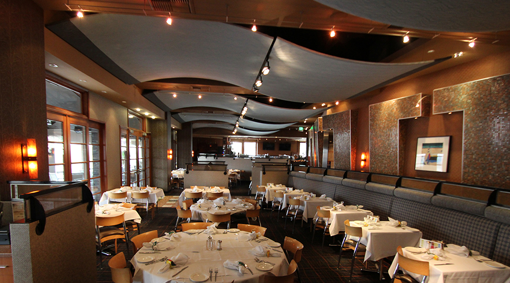 cliff house dining room | Cliff House Grill & BarLa Quinta, CA Dining Room - GCM